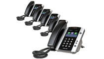 Polycom Soundpoint IP335 PoE 5-Pack