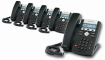 Polycom Soundpoint IP335 AC 5-Pack