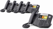 Polycom Soundpoint IP670 AC 5-Pack