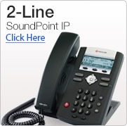 2 Line SoundPoint IP
