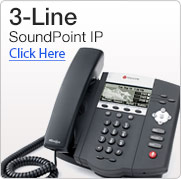 3 Line SoundPoint IP