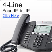 4 Line SoundPoint IP