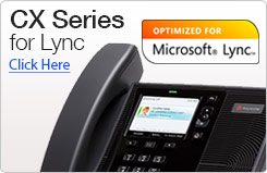 CX Series for Lync