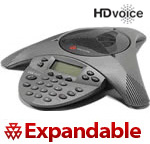 Polycom 2200-07300-001-R SoundStation VTX 1000 / No Mics / No Subwoofe
