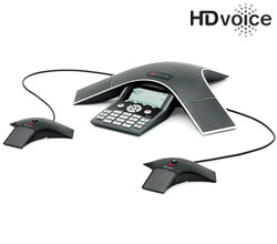 Blowout Deals polycom 2230 40300 001 with ex mics