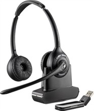 Headsets for Polycom Phones plantronics savi w420