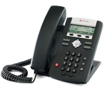 Polycom 2200-12360-025-1Year SoundPoint IP 321 2-Line IP Phone (POE)