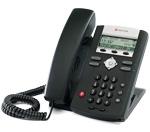 Polycom 2200-12360-025-2Year SoundPoint IP 321 2-Line IP Phone (POE)