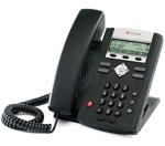 Polycom 2200-12360-001-2Year SoundPoint IP 321 2-Line IP Phone w/ AC
