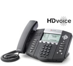 Polycom 2200-12560-025-1Year SoundPoint IP 560 4-Line IP Phone (POE)