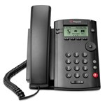 Polycom 2200-40250-025 1-line Desktop Phone PoE 154425-5
