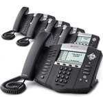 Polycom 2200-12651-001-5 SoundPoint IP 650 6-Line IP