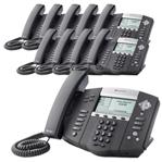 Polycom 2200-12560-001-10 SoundPoint IP 560 4-Line IP Phone w/ AC