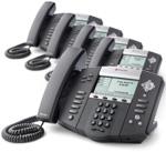 Polycom 2200-12550-025-5 SoundPoint IP 550 4-Line IP