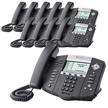 Polycom SIP Voice Over IP Phones 2200 12651 025