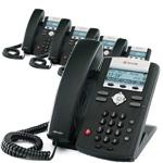 Polycom 2200-12375-025-5 SoundPoint IP 335 2-Line IP Phone (POE)