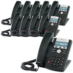 Polycom 2200-12375-025-10 SoundPoint IP 335 2-Line IP Phone (POE)