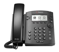 Mid Range Polycom VVX 311 Business Media Phone