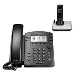 Polycom 2200-46161-025 w/ One Handset 6-line Entry-Level Business Medi
