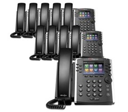 Polycom 12 Line Business Media Phones polycom 2200 48400 025