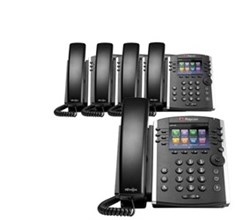 Polycom 12 Line Business Media Phones polycom 2200 48400 001