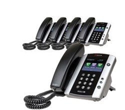 Polycom 16 Line Business Media Phones polycom 2200 48600 025