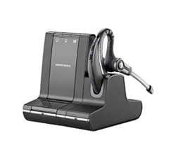 Headsets for Polycom Phones plantronics savi w730