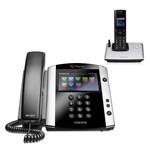 Polycom 2200-48600-025 w/ One Handset VVX 601 16-line Business Media P