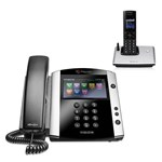 Polycom 2200-48600-001 w/ One Handset VVX 601 16-line Business Media P