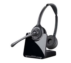 Headsets for Polycom Phones plantronics cs520 retail