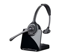 Headsets for Polycom Phones plantronics cs510 retail