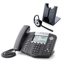 Polycom SIP Voice Over IP Phones 2200 12550 025 Headset Option