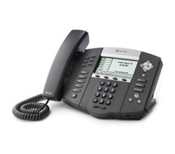 Polycom 6 Line SIP VOIP Phones polycom soundpoint ip 650