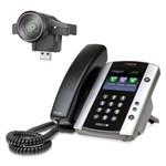 Polycom 2200-44500-025 2200-46200-025 Polycom VVX 500 with USB Video C