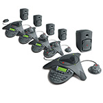 Polycom 2200-07142-001 (5-Pack) SoundStation VTX 1000