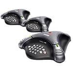 Polycom 2200-17910-001 (3-Pack) VoiceStation 300 Conference Phone