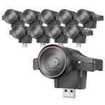 Polycom 2200-46200-025 (10-Pack) VVX Camera