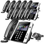 Polycom 2200-44600-001 2200-46200-025 (10-Pack) VVX 600 Business Media